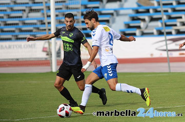 El Marbella FC no logra culminar la remontada ante El Ejido (1-2 ... a490a82237ab8