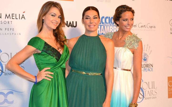 Glamour Y Solidaridad En La Primera Gala Del Verano De Marbella