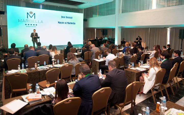 Bernal destaca que el mercado tur stico ruso es clave para for La clave marbella