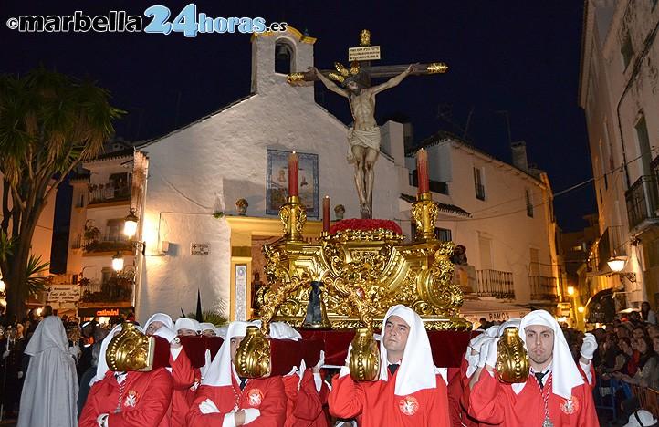 Resultado de imagen de REAL, ANTIGUA Y EXCELENTISÍMA HERMANDAD Y COFRADÍA DE NAZARENOS DEL SANTÍSÍMO CRISTO DEL AMOR, MARÍA SANTÍSIMA DE LA CARIDAD Y SAN JUAN EVANGELISTA