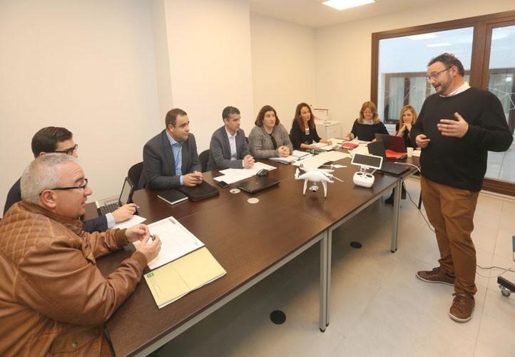 El vivero de empresas de marbella eval a las seis primeras for Viveros marbella