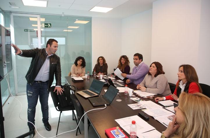 Seis nuevos proyectos se instalar n en el vivero de for Viveros marbella