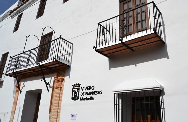 El vivero de empresas de marbella suma tres proyectos y for Viveros marbella