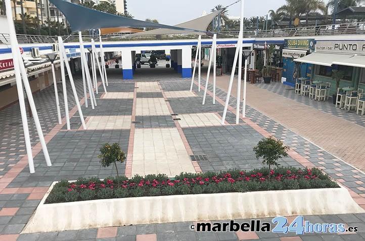 Concluye la primera fase de la reforma del puerto deportivo de marbella local - Cines puerto deportivo getxo ...