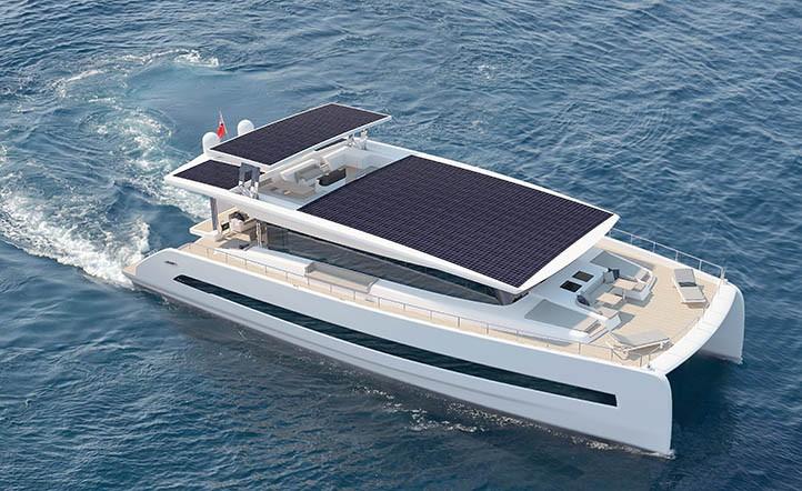 Puerto Banús apuesta por las embarcaciones con cero emisiones
