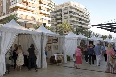 El quinto Festival Internacional de Arte de Marbella reunirá a más de 70 artistas de 20 nacionalidades