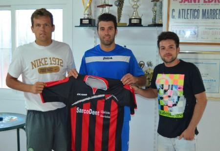 La Unión Deportiva San Pedro presenta a sus nuevos fichajes