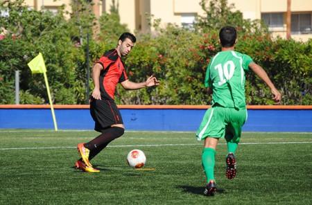 Cuatro jugadores del Marbella y uno del San Pedro, a la selección regional