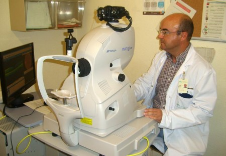 El Costa del Sol atiende al año a más de 6.000 pacientes con glaucoma