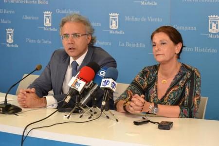 Marbella cuenta con la tercera oficina consular de rusia for Oficina turismo marbella