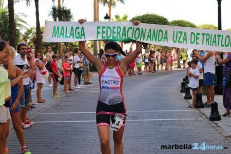 Marina Castro formará parte de la selección andaluza élite femenina
