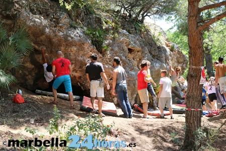 nuevo sitio de citas pecho enorme en Marbella
