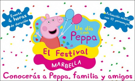 El festival infantil de peppa pig llega este fin de semana for Espectaculo peppa pig uruguay