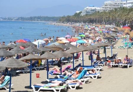 Marbella sigue como tercer destino tur stico m s rentable for Destinos turisticos espana