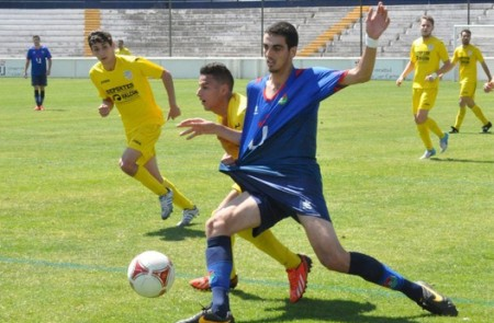 El Marbella FC refuerza la defensa con el central Alejandro Catena