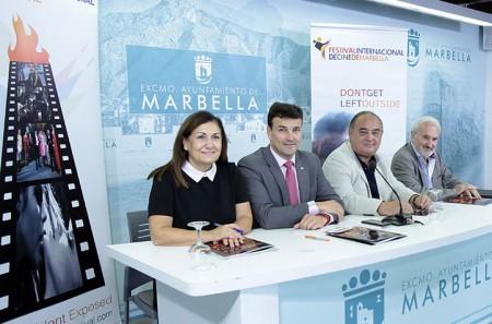 El xii festival internacional de cine de marbella proyectar 30 pel culas cultura - Cine goya puerto banus ...