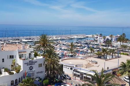 La ampliaci n del puerto deportivo permitir recibir lanzaderas de cruceros local - Cines puerto deportivo getxo ...